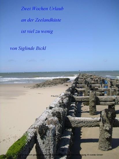 Zwei Wochen Urlaub an der Küste von Zeeland - Blick ins Buch
