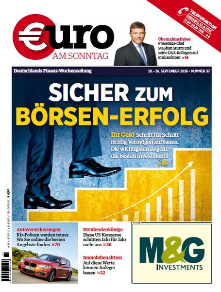Euro Am Sonntag Zeitschrift