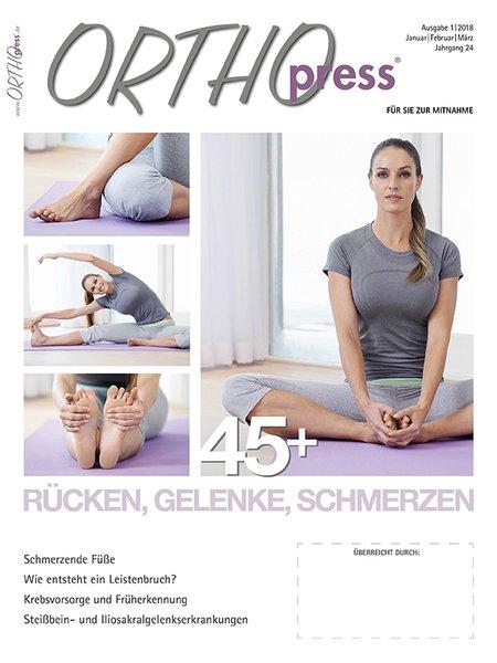 ORTHOpress Fachzeitschrift | Patienten - Selbsthilfe