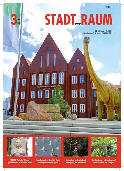 Stadt Und Raum Fachzeitschrift Stadtplanung