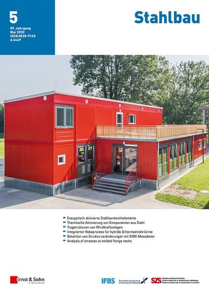 Stahlbau Fachzeitschrift Architekten Bauingenieure