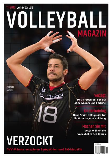 Volleyball Magazin
