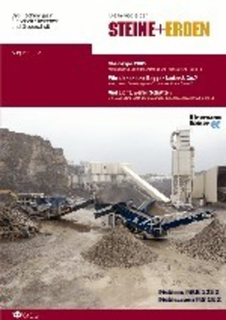 Die Industrie der Steine+Erden