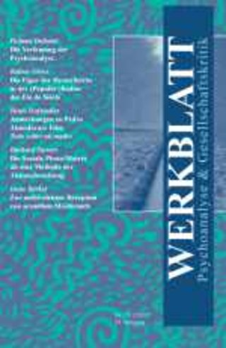 Werkblatt