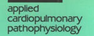 applied cardiopulmonary pathophysiology