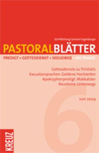Pastoralblätter