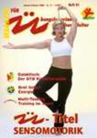 Ü Magazin für Übungsleiterinnen und Übungsleiter
