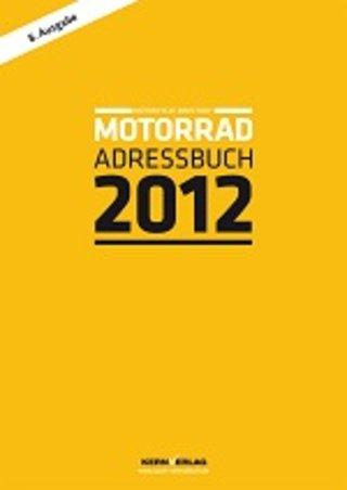 MOTORRAD-ADRESSBUCH