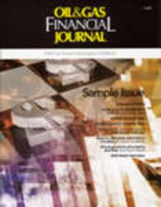 Oil & Gas Financial Journal