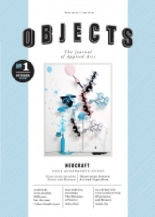 Objects. The Journal of Applied Arts