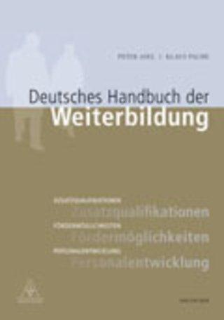 Handbuch Weiterbildung