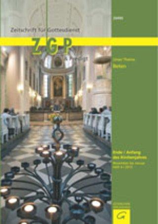 Zeitschrift für Gottesdienst & Predigt