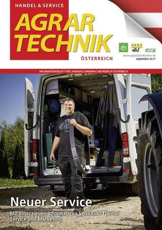 AgrarTechnik Österreich