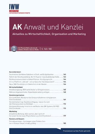 AK Anwalt und Kanzlei