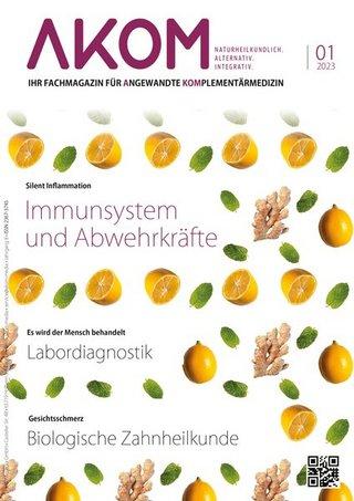 AKOM – Ihr Fachmagazin für angewandte Komplementärmedizin
