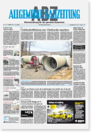 Allgemeine Bauzeitung