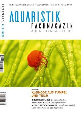 AQUARISTIK-FACHMAGAZIN