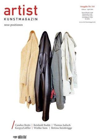 artist Kunstmagazin
