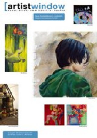 artist window: art to buy magazin und internetgalerie