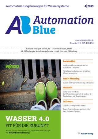 Automation Blue