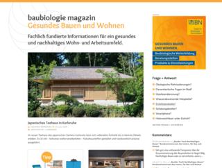 baubiologie-magazin.de