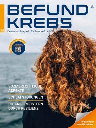 Befund Krebs - Deutsches Magazin für Tumorekrankte