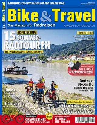 Bike&Travel-Das Magazin für Radreisen