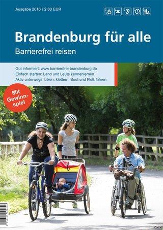 Brandenburg für alle. Barrierefrei reisen 2016