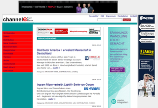 channel-e Online-Magazin für Elektronik