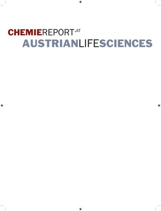 CHEMIEREPORT.at/Austrian Life Sciences