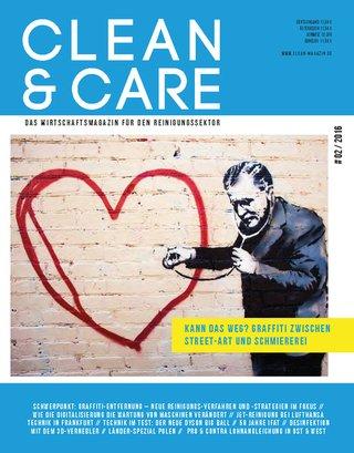 clean & care Wirtschaftsmagazin