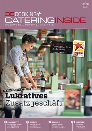 Cooking + Catering Inside