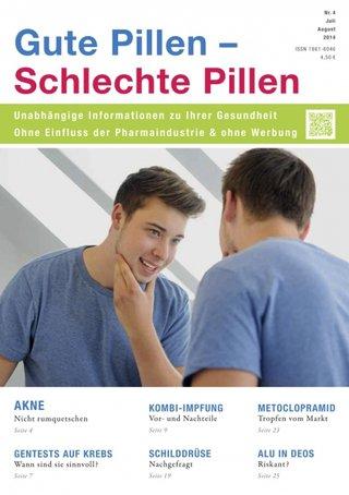 Gute Pillen-Schlechte Pillen