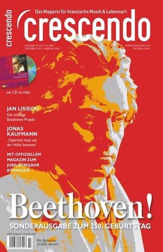 CRESCENDO - Das Magazin für klassische Musik & Lebensart