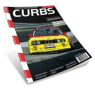CURBS - das Magazin für den Historischen Motorsport