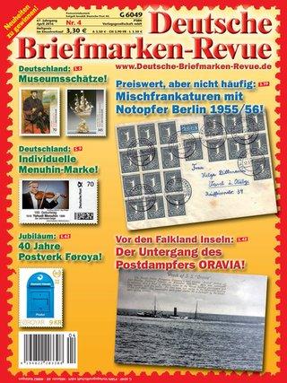 Deutsche Briefmarken-Revue