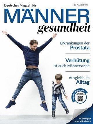 Deutsches Magazin für Männergesundheit