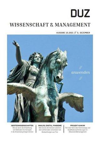 DUZ Wissenschaft & Management