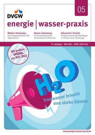 DVGW energie | wasser-praxis