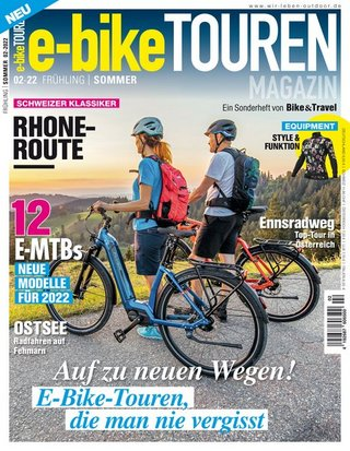 e-bike Touren Magazin