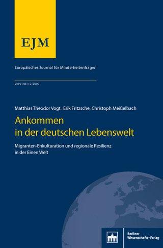 EJM – Europäisches Journal für Minderheitenfragen