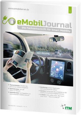 eMobilJournal - Die Fachzeitschrift für Smart Mobility