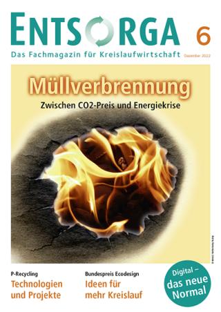 ENTSORGA-Magazin