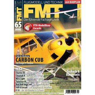 Flugmodell und Technik FMT