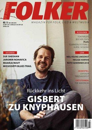 Folker - Magazin für Folk, Lied, Weltmusik