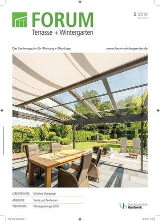 Forum Terrasse + Wintergarten