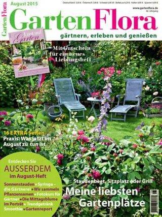 Gartenflora Fachzeitschrift Garten Pflanzen Gartengestaltung