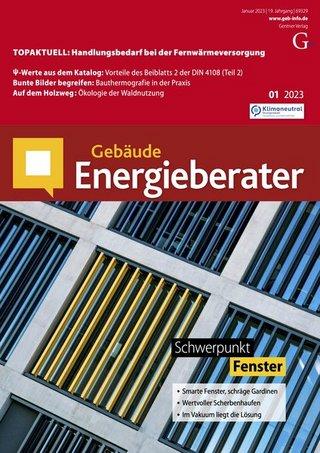 Gebäude-Energieberater
