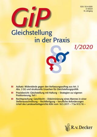 GiP - Gleichstellung in der Praxis