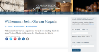 Glarean Magazin
